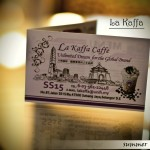 La Kaffa Cafe @ SS15 {CLOSED DOWN]