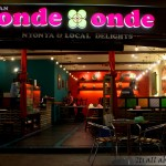 onde onde Restaurant @ Waterfront, Desa Park City (Invited Review)