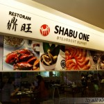 Shabu One Steamboat Buffet @ Lot 10