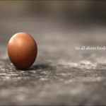 The day the egg stand still