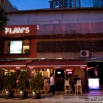 FLAM'S (The Thin Crust Pizza) @ Jalan Changkat Bukit Bintang (Invited Review)
