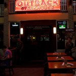 Outback Steakhouse @ BB Park (Invited Review)