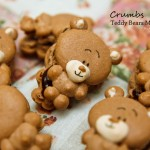 Teddy Bears Macarons @ Crumbs