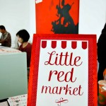 Crumbs @ Little Red Market,Publika