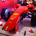 Shell Malaysia Ferrari Model Lego Collection