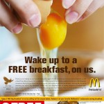 Spend RM5 and get 2 FREE McDonalds Big Breakfast