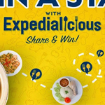 Expedialicious Food Trail: Create, Share & Win A Stay !