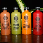 Juice D' Fruitz Cold Pressed Juice @ Sunway Pyramid