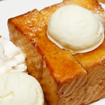 Miru Dessert Cafe @ Damansara Uptown : Shibuya Honey Toast