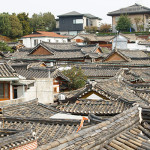 Bukchon Hanok Village 8 Views @ Anguk Station, Seoul Korea