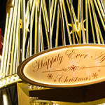 Disney Christmas Decorations 2015 @ Harbour City, Hong Kong