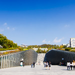 Ewha Womans University: Korea Most Beautiful University, Seoul