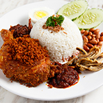 Rail Canteen @ Sunway Nexis, Kota Damansara PJ: Traditional Taste from Kluang Railway Station Canteen