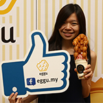 Eggu Eggettes & Softserve Ice Cream @ Atria Shopping Gallery PJ