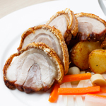 wayne's cafe roast pork