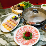 Yezi Steamboat 1Mont Kiara KL: Chinese New Year Menu 2017