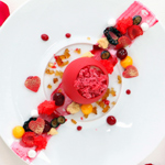 Valentine's Day Dinner at Lafite, Shangri-La Hotel KL