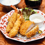 Tonkatsu Anzu @ The Table, ISETAN The Japan Store KL