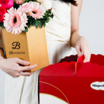 BloomThis x Haagen Dazs: Perfect Gift of Designer Flowers & Ice Cream Cake