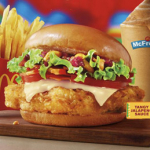 mcdonald's Mexicana Chicken Burger