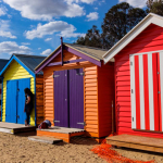 Brighton Beach Bathing Boxes australia